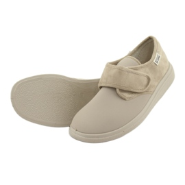 Befado women's shoes pu 036D005 beige 5