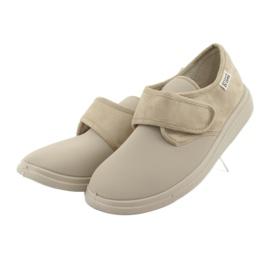 Befado women's shoes pu 036D005 beige 4