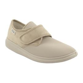 Befado women's shoes pu 036D005 beige 2