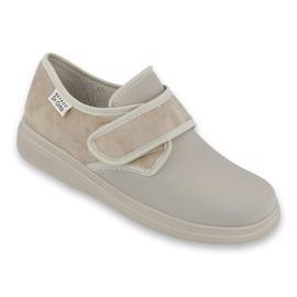 Befado women's shoes pu 036D005 beige 1