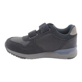 Big star 374084 navy blue sports shoes grey 2