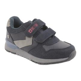 Big star 374084 navy blue sports shoes grey 1