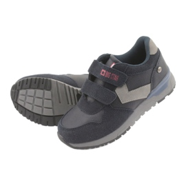 Big star 374084 navy blue sports shoes grey 5