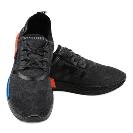Black MD01A-6 sports footwear 3