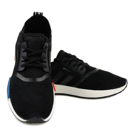 Black MD01A-1 sports footwear 2