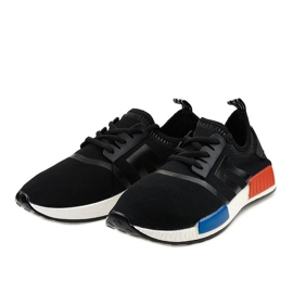 Black MD01A-1 sports footwear 3