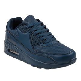 A939-3 navy blue sports footwear 1