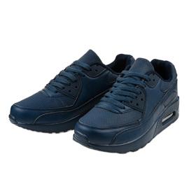 A939-3 navy blue sports footwear 2