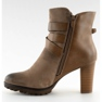Ankle boots brown 8287 Khaki 4