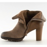 Ankle boots brown 8287 Khaki 5