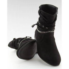 Ankle boots black 3767 Black 1