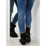 Ankle boots black 3767 Black picture 4