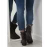 Women's shoes gray 7378-PA Gray grey 2