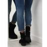 Black ladies shoes 7378-PA Black 2