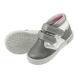 Velcro shoes Mazurek 1355 grey 5