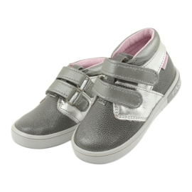 Velcro shoes Mazurek 1355 grey 3