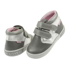 Velcro shoes Mazurek 1355 grey 4