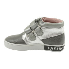 Mazurek Gray and silver Fashion Lovers shoes grey 2