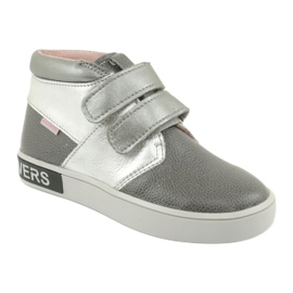 Mazurek Gray and silver Fashion Lovers shoes grey 1