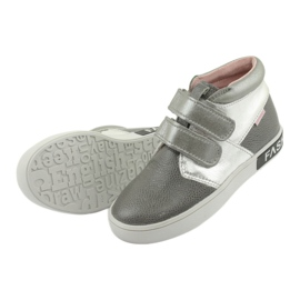 Mazurek Gray and silver Fashion Lovers shoes grey 5