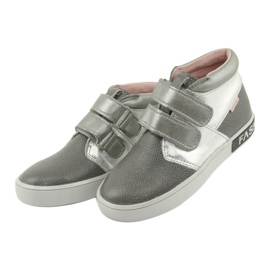 Mazurek Gray and silver Fashion Lovers shoes grey 3