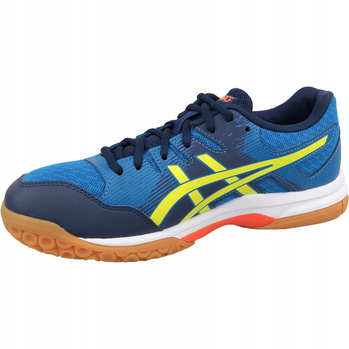 1071A030-400 volleyball shoes blue blue