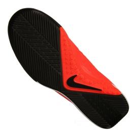Indoor shoes Nike Phantom Vsn Academy Ic Jr AR4345-600 red orange 2