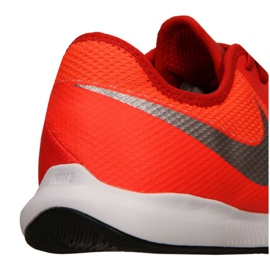Indoor shoes Nike Phantom Vsn Academy Ic Jr AR4345-600 red orange 4