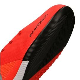 Indoor shoes Nike Phantom Vsn Academy Ic Jr AR4345-600 red orange 5