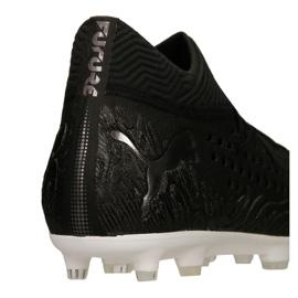 Puma Future 19.1 Netfit Fg / Ag M 105531 02 football boots black black 2