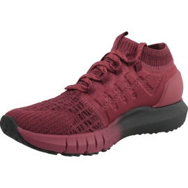 Under Armour Under Armor Hovr Phantom Nc M 3020972-602 running shoes red 1