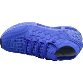 Under Armour Under Armor Hovr Phantom Confetti M 3022395-400 running shoes blue 2