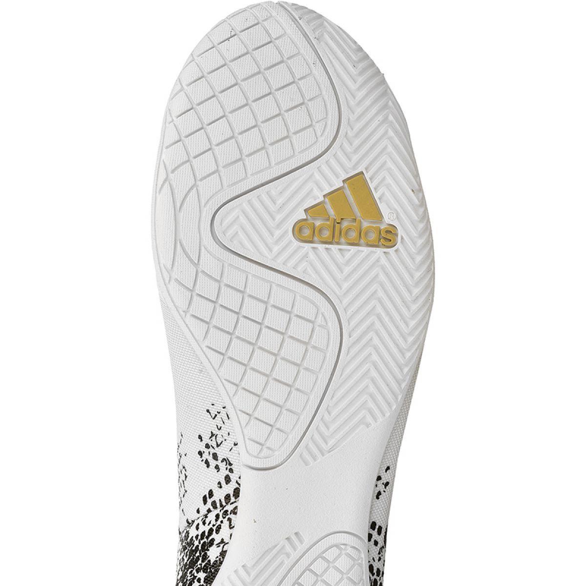 Ejercer sin gastos generales  Adidas X 16.3 Court M In S79705 indoor shoes white white - ButyModne.pl