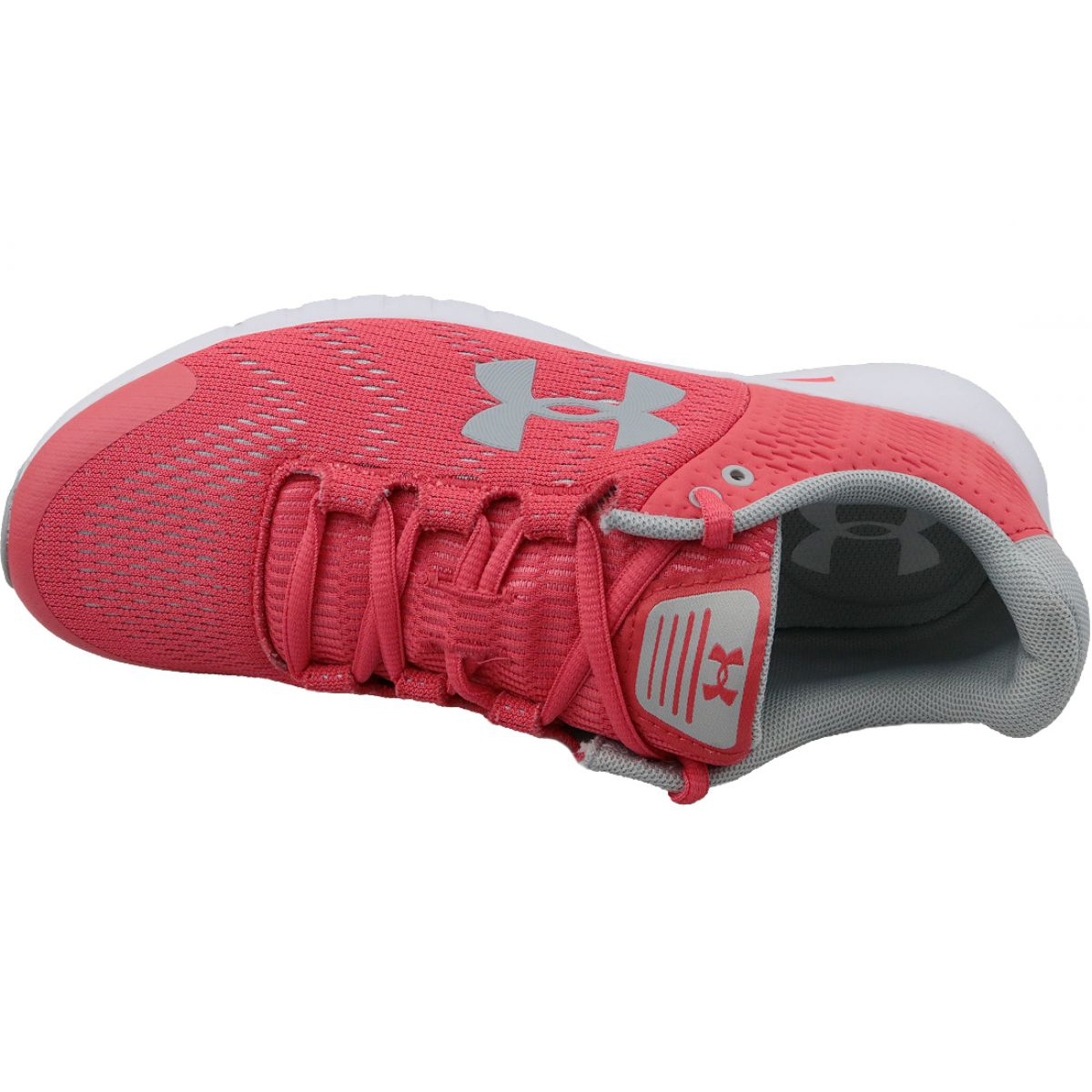 Under Armour Women/'s Micro G Pursuit BP Running Shoe Red  3021969-600
