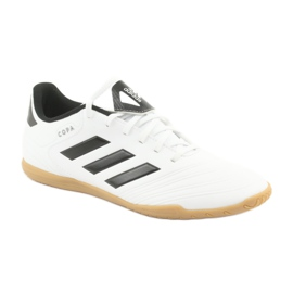 Indoor shoes adidas Copa Tango 18.4 In M CP8963 white 1