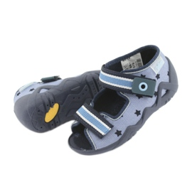 Befado blue children's shoes 250P079 4