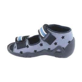 Befado blue children's shoes 250P079 2