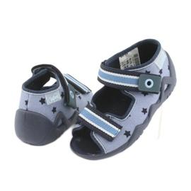 Befado blue children's shoes 250P079 3