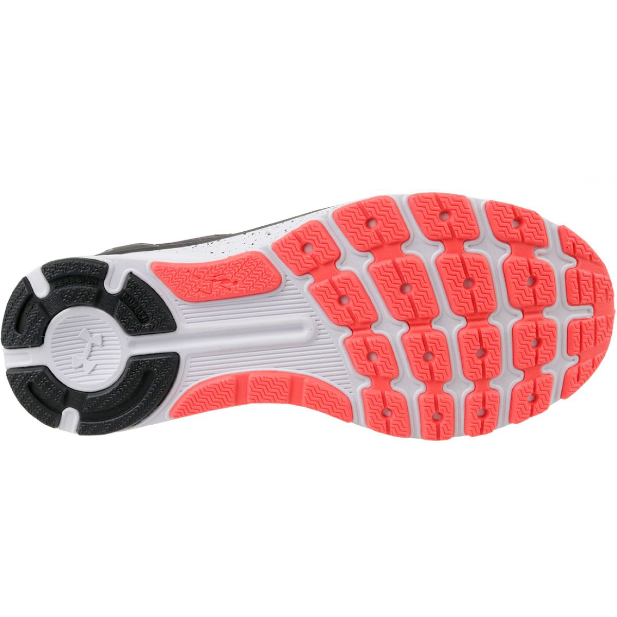 low priced 3b316 ca87d Under Armour Under Armor Charged Bandit 3 Ombre M 3020119-600 running shoes