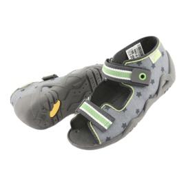 Befado yellow children's shoes 250P086 6