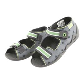 Befado yellow children's shoes 250P086 4