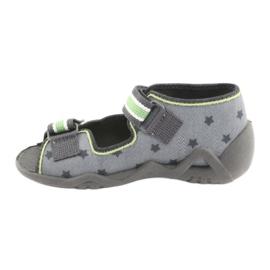 Befado yellow children's shoes 250P086 3