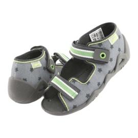 Befado yellow children's shoes 250P086 5