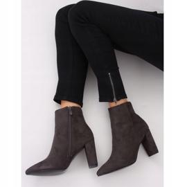 Gray High heels gray NS039P Gray grey 2