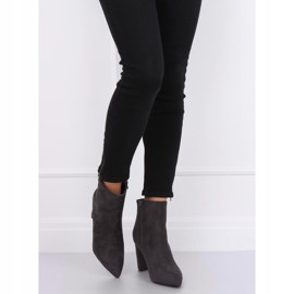 Gray High heels gray NS039P Gray grey 1