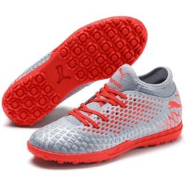 Puma Futrure 4.4 Tt Jr 105699 01 shoes gray grey grey 2