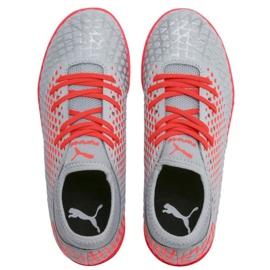 Puma Futrure 4.4 Tt Jr 105699 01 shoes gray grey grey 3