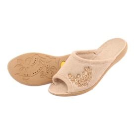 Befado women's shoes pu 256D013 brown 4