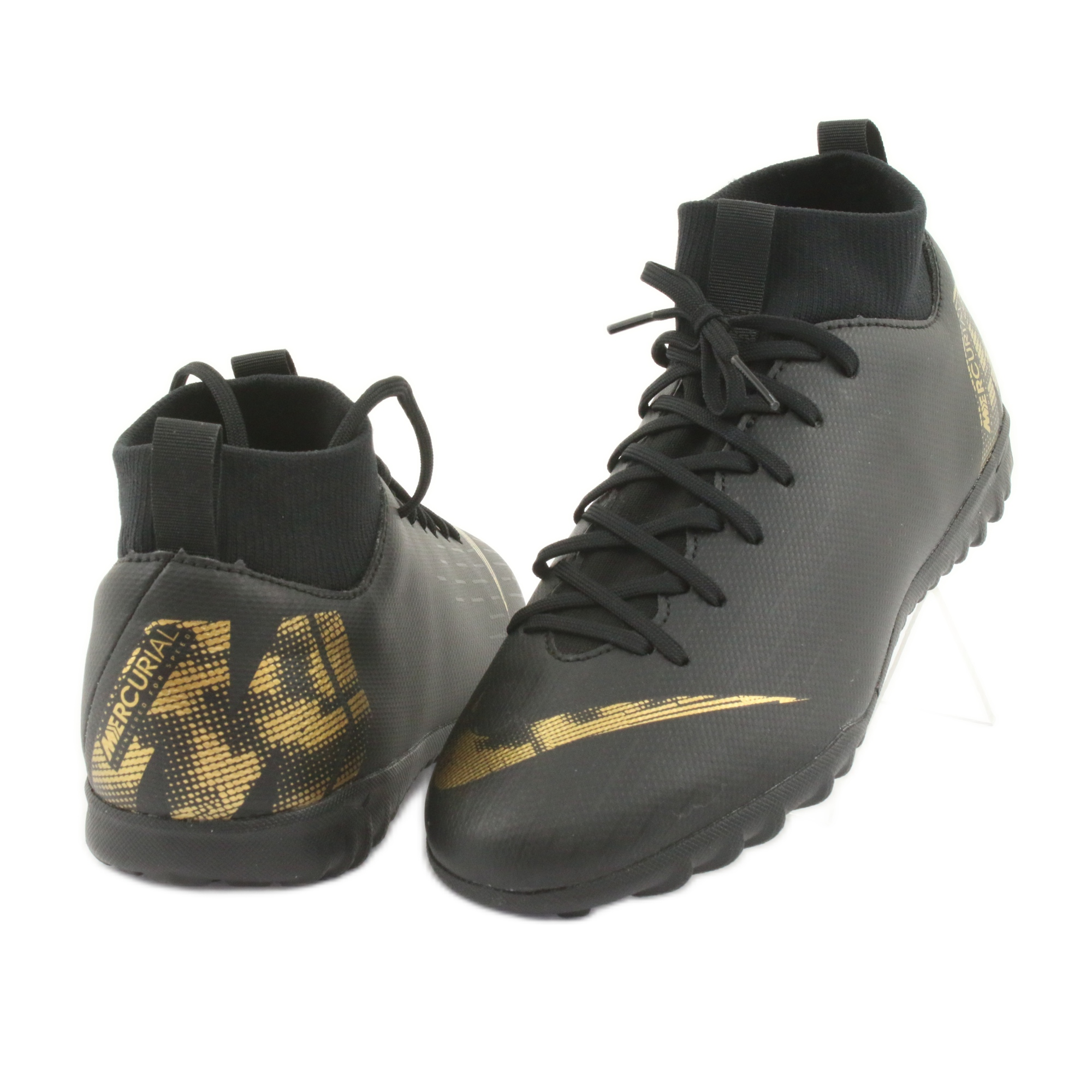 size 40 8714f a1515 Football shoes Nike Mercurial SuperflyX 6 Academy Gs Tf Jr AH7344-077