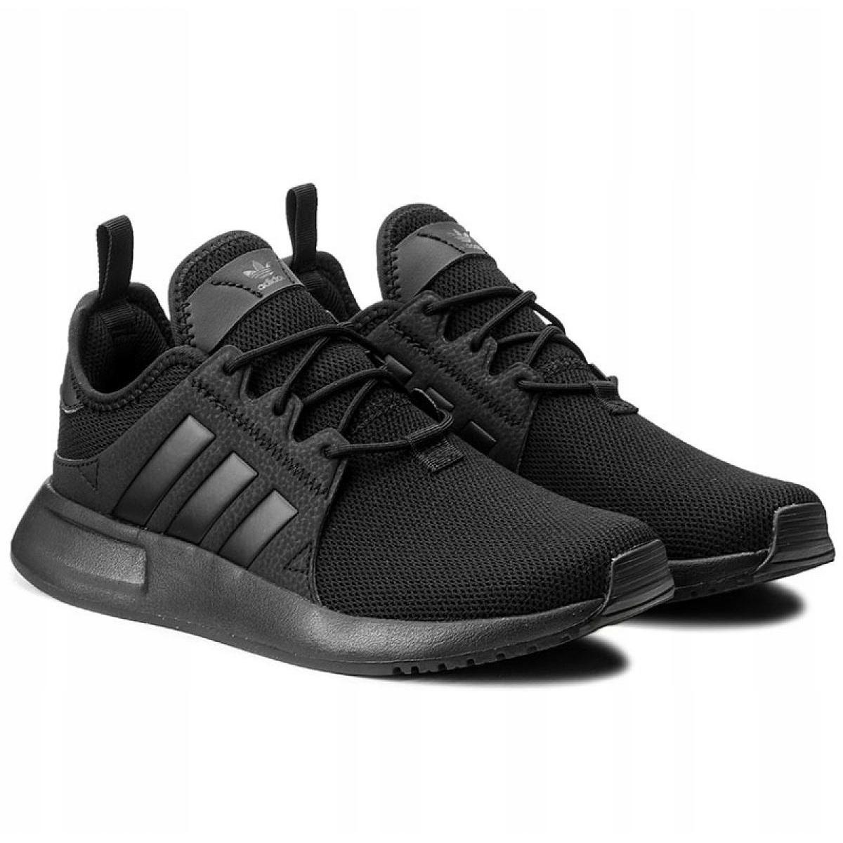 Adidas X_PLR Jr BY9879 shoes black